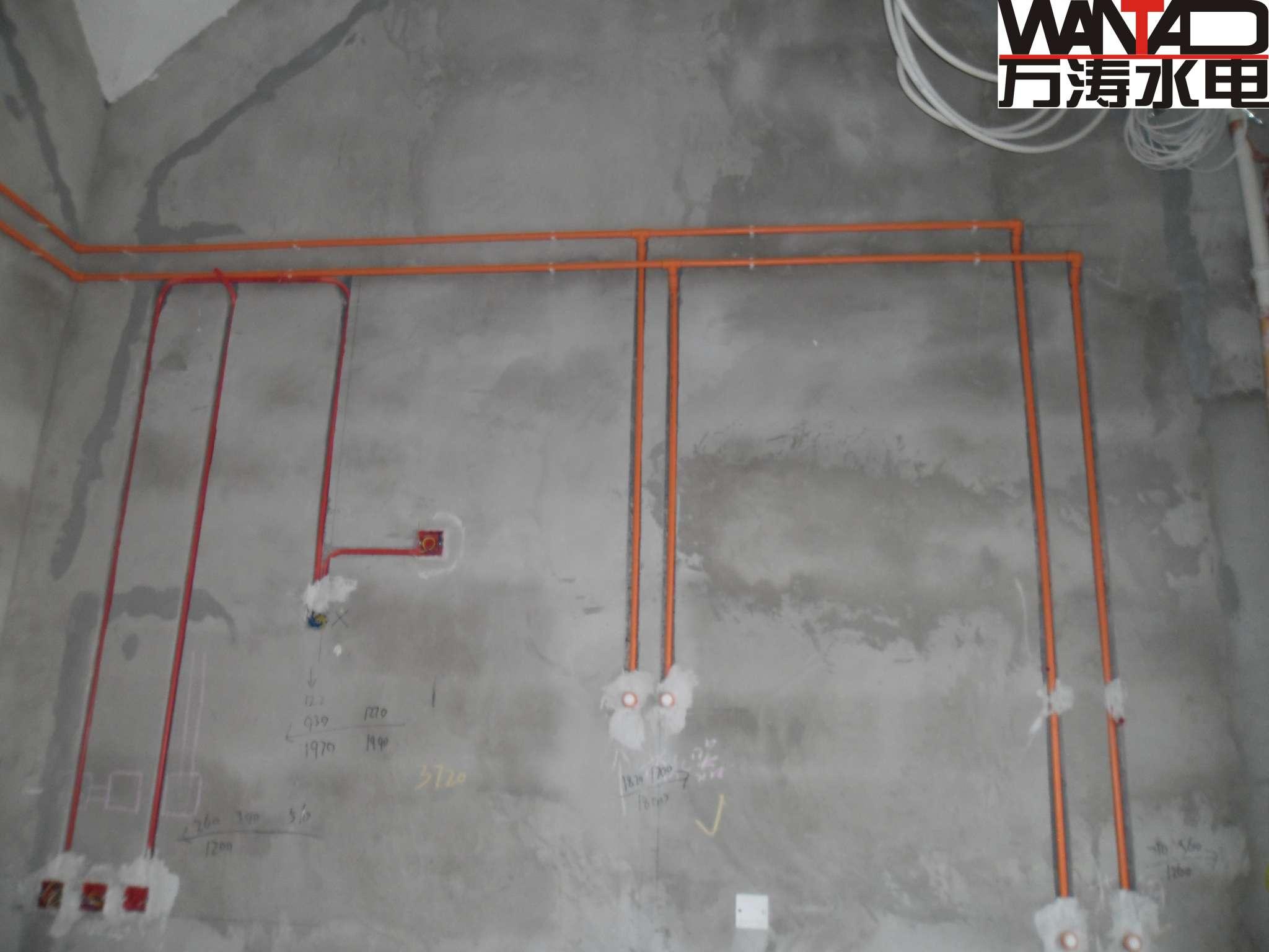 电路施工 - 石家庄水电改造|水电改装|专业改水电|-工